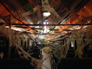 Haunted Train Car